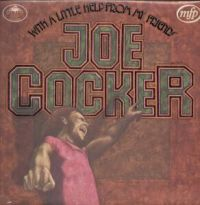 Cover Joe Cocker - With A Little Help From My Friends [1971]